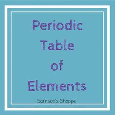 periodic table of elements nonfiction article and activity - Periodic Table Reading Activity
