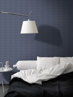 Novinky   LAVMI Funky Wallpaper, How To Hang Wallpaper, Wallpaper Samples, Bed Pillows, Pillow Cases, Two By Two, Gray Color, The Originals, Furniture