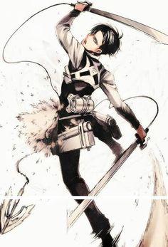 Levi Attack On Titan 進撃の巨人 shingeki no kyoji