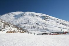 Hermon, Skiing in Israel