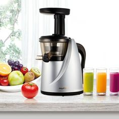 Hurom Slow Juicer HU100SB *** Click on the affiliate link Amazon.com on image for additional details.