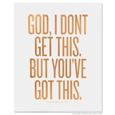 - x art print foil stamped by hand on a vintage letterpress - Available in copper foil stamp - White, FSC (Forest Stewardship Council) certified, archival-quality paper - Designed and printed i Encouragement Quotes, Faith Quotes, Bible Quotes, Bible Verses, Me Quotes, Trust In God Quotes, Gods Plan Quotes, Christ Quotes, Forgiveness Quotes
