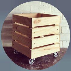 Cajón de madera contrachapada por LittleRedIndustries en Etsy