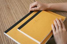 A4 Blank Memo pad / Drawing Note pad / Plain Scrapbook /