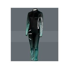 Race Women's Performance GS Race Suit - Spyder.com found on Polyvore