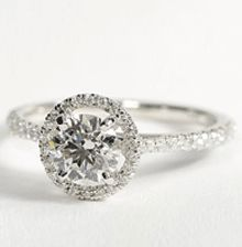 1.10ct Diamond Ring