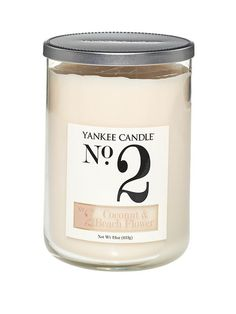 Yankee Candle Coconut Collection No 2 - Coconut and Beach Flower | very.co.uk