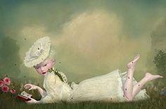 Lucy Hernandez - I Chased Spring - Art Bijuu