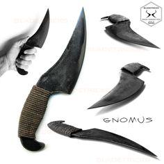 Bladetricks Gnomus Knife