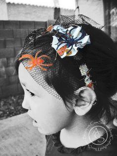 SIMPSONIZED CRAFTS: Halloween Spider Headband