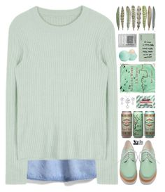 """SheIn 10"" by scarlett-morwenna ❤ liked on Polyvore featuring moda, JY Shoes, SELECTED, Eos e vintage"