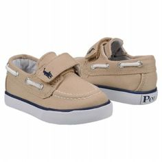 b78f23712d66 Polo by Ralph Lauren Coast EZ Infant Shoes (Khaki) - Kids  Shoes - 10.0 M