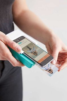 Prynt Smartphone Photo Printer - Urban Outfitters