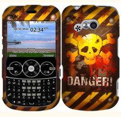 Danger Hard Case Cover for LG 900G