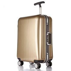 Luggage & Travel Bags Kind-Hearted New Woven Rolling Luggage Spinner Trolley Travel Bag Student School Bag Boarding Box Trunk Men&women Aluminum Frame Suitcase
