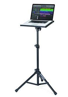 Samson LTS50 Laptop Stand Best Dj, Dj Equipment, Laptop Stand