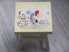 101 Dalmatian stool