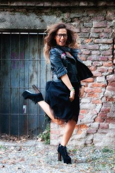 Fabiana - shooting LES CHAUSSURES MON AMOUR