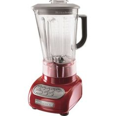 Kitchenaid 5 Speed Blender ( Empire Red )