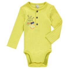 New collection aw16 ! --> Body manches longues côtelé avec cerf brodé #bébé #baby #newarrivals #shopnow #style