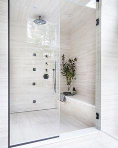 98 Models Elegant Bathroom Decor Reference For Your Bathroom Renovation Ideas 81 Diy Bathroom, Bathroom Renos, Bathroom Renovations, Modern Bathroom, Small Bathroom, Home Remodeling, Bathroom Ideas, Bathroom Showers, Spa Like Bathroom