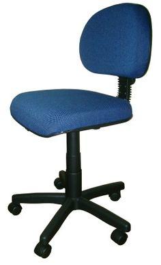 Cadeira Secretária Giratória 1776R - braços opcionais