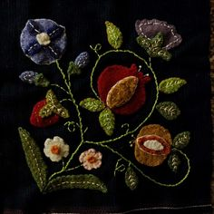 hi friends,the fourth row is finished,have a nice week,susi