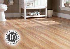 Discover our range of stylish flooring panels, including wood, slate and tile effect floor panels. Wooden Flooring, Hardwood Floors, Waterproof Flooring, Bathroom Flooring, Home Appliances, Stuff To Buy, Wood Flooring, Wood Floor Tiles, House Appliances