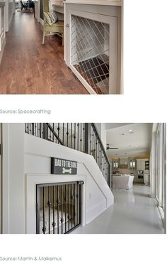 Dog Bedroom Under Stairs Spaces ` Dog Under Stairs Spaces – dog kennel indoor Under Stairs Dog House, Diy Dog Kennel, Dog Kennels, Dog Bedroom, Puppy Room, Dog Spaces, Dog Rooms, Animal Room, Dog Houses