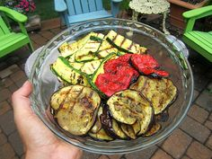 Stacey Snacks: What's for Lunch? Grilled Veggie Sandwich