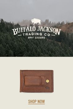 Amazing collection of leather bags and accessories for men. Impressive quality and attention to detail. Bison leather, traditional leather, vintage, and more. Great rugged vibe. messenger bags | briefcase bags | camera bags | luggage | wallets | camera strap | wallet travel journal | money clip wallet Money Clips, Money Clip Wallet, Travel Supplies, Leather Coasters, Briefcase For Men, Best Gifts For Men, Leather Wallets, Passport Travel, Travel Bags