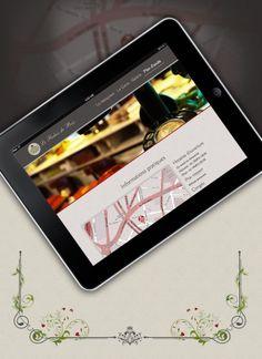 Identité et site web (conception/rédaction) - Identity and website (conception / writing) #webdesign #restaurant #paris #website