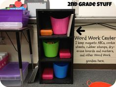 Grade Stuff: The Centers That Have Saved My Classroom! The daily 5 2nd Grade Classroom, Classroom Design, School Classroom, Future Classroom, Daily 5 Activities, Classroom Activities, Classroom Ideas, Teaching Reading, Teaching Ideas