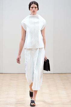 J.W. Anderson Spring 2014 Ready-to-Wear Collection Slideshow on Style.com #natashaGjewellery