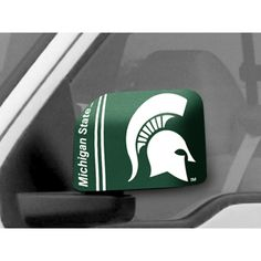 Michigan State Spartans Mirror Cover (Large)