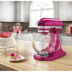 KitchenAid Artisan Design Series 5 Qt Stand Mixer  http://rstyle.me/n/dttfknyg6