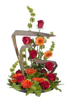 Sympathy flowers. Sympathy Flowers, Funeral Flowers, Flowers Nature, Craft Supplies, Floral Wreath, Wreaths, Plants, Floral Crown, Door Wreaths