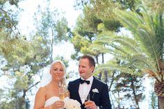 July 2015, Norwegian wedding at Alcudia, Majorca, Elisabeth & Anders