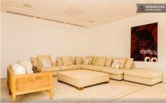 Casa de #Ronaldinho #Sala de TV Couch, Tv, Furniture, Home Decor, Brazil, Modern Man, Nice Houses, Flats, Settee