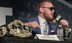 Despite backlash, McGregor got what he deserved = No matter what happens as a result of Conor McGregor nailing down a lightweight title shot at UFC 205, the current featherweight king got exactly what he deserved.  People will argue that UFC has shown considerable.....