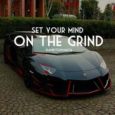 regram @ambition.mafia Set Your Mind on The Grind   A lot of people Focus on the Fancy things. Cars Houses Clothes Jewellery. What they don't #Focus on is the Grind that gets those things. Focus on Grinding and Hustling so You can enjoy Luxuries as well... See You At The Top  . . .TAG A FRIEND FOR FUN  . . #Millionaire #motivation #inspiration #success #money #entrepreneur #Exotic #photography #photographer #billionaire #life #wealth #rich #lifestyle #luxury #motivational #inspirational…