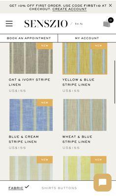 Trend Analysis, First Order, Striped Linen, Blue Cream, Blue Stripes, Bar Chart, Coding, Bar Graphs, Programming