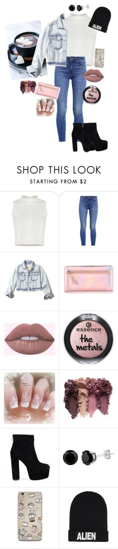 """Untitled #91"" by bitty-junkkitty ❤ liked on Polyvore featuring Levi's, Hollister Co., Kate Spade and Nicopanda"