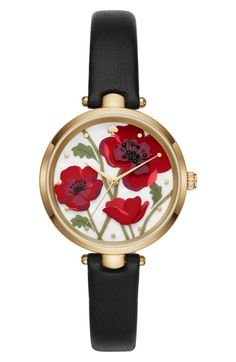 Devon, Cartier, Kate Spade Watch, Black Leather Watch, Leather Jewelry, Fashion Watches, Bracelets, Necklaces, Root Beer