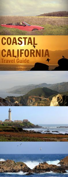 How to travel Coastal California down HWY 1 - Monterey, Carmel, Big Sur, Point Lobos