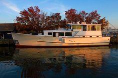1979 Geerd Hendel 61 Motor Yacht Power Boat For Sale - www.yachtworld.com