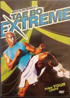Billy Blanks Tae Bo Extreme (DVD 2003 Full Frame) Very Good | DVDs & Movies, DVDs & Blu-ray Discs | eBay!