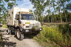 Unimog 404S, Metz LF8 Expeditionsfahrzeug – Bildergalerie Mercedes Benz Unimog, Expedition Truck, Motorhome, Camper, Trucks, Vehicles, Heart, Vintage, Shopping
