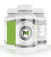 Masszymes is an advanced enzyme formula that was created for athletes, weightlifters, and bodybuilders. This post at DietTalk explains more about the Masszymes supplement and its pros and cons - http://www.diettalk.com/masszymes-enzyme-formula-wade-lightheart-review/