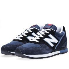New Balance Zwart Blauw